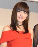 A.B.C-Zの河合郁人と劇中でキスシーンを演じる昆夏美 (C)ORICON NewS inc.
