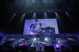 『Coca-Cola presents unBORDE 5th Anniversary Fes 2016』に出演した神聖かまってちゃん Photo:橋本塁/鳥居洋介