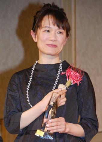 『羊と鋼の森』で『2016年本屋大賞』を受賞した宮下奈都氏 (C)ORICON NewS inc.