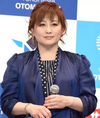 『横浜音祭り2016』に初出演する渡辺美里 (C)ORICON NewS inc.