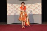 井上あさひアナウンサーの衣装デザインは篠原ともえが担当(C)NHK