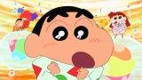 最新作は夢の世界を舞台に大冒険(C)臼井儀人/双葉社・シンエイ・テレビ朝日・ADK 2016