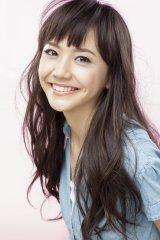 土屋太鳳主演の映画『青空エール』(8月20日公開)への出演が決定した松井愛莉