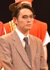 舞台『寝盗られ宗介』プレビュー公演前に囲み取材に出席した姜暢雄 (C)ORICON NewS inc.