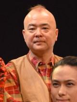 舞台『寝盗られ宗介』プレビュー公演前に囲み取材に出席した酒井敏也 (C)ORICON NewS inc.