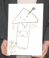 """""""画伯""""水瀬いのりが擬人化した京都市とは… (C)ORICON NewS inc."""