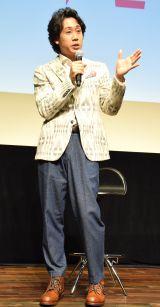 映画『アイアムアヒーロー』おネエ絶叫試写会後イベントに出席した大泉洋 (C)ORICON NewS inc.