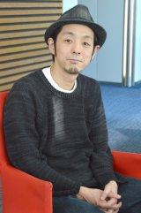 日本テレビ系連続ドラマ『ゆとりですがなにか』(毎週日曜 後10:30)で自身初の社会派ドラマに挑む脚本家の宮藤官九郎 (C)ORICON NewS inc.