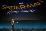 映画「スパイダーマン」の新シリーズ、タイトルは『SPIDER-MAN:Homecoming(原題)』。全米公開は17年7月7日。日本公開は17年夏の予定