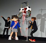 映画『名探偵コナン 純黒の悪夢(ナイトメア)』初日舞台あいさつより (C)ORICON NewS inc.