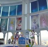 大人気シリーズ『美少女戦士セーラームーン』展が16日から6月19日まで作品の舞台となった東京・六本木の六本木ヒルズ展望台東京シティビュー スカイギャラリーにて開幕 (C)ORICON NewS inc.