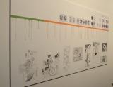 大人気シリーズ『美少女戦士セーラームーン』展が16日から6月19日まで六本木ヒルズ展望台東京シティビュー スカイギャラリーにて開幕 全シリーズを年表で振り返る (C)ORICON NewS inc.
