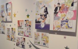 大人気シリーズ『美少女戦士セーラームーン』展が16日から6月19日まで六本木ヒルズ展望台東京シティビュー スカイギャラリーにて開幕 第一話のカラー原画 (C)ORICON NewS inc.