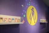大人気シリーズ『美少女戦士セーラームーン』展が16日から6月19日まで六本木ヒルズ展望台東京シティビュー スカイギャラリーにて開幕 (C)ORICON NewS inc.