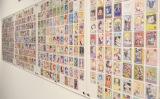 大人気シリーズ『美少女戦士セーラームーン』展が16日から6月19日まで六本木ヒルズ展望台東京シティビュー スカイギャラリーにて開幕 カードも一挙展示 (C)ORICON NewS inc.