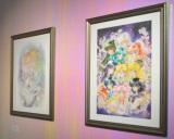 大人気シリーズ『美少女戦士セーラームーン』展が16日から6月19日まで六本木ヒルズ展望台東京シティビュー スカイギャラリーにて開幕 武内直子氏による描き下ろし原画 (C)ORICON NewS inc.