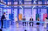 テレビ朝日系『橋下×羽鳥の新番組(仮)』第2回(4月18日放送)にみのもんたが登場(C)テレビ朝日
