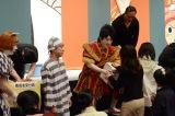 猿之助ら出演者が熊本地震の被災地に支援の募金を呼びかけた