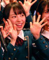 今泉佑唯=欅坂46デビューシングル「サイレントマジョリティー」発売記念全国握手会 (C)ORICON NewS inc.