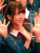小林由依=欅坂46デビューシングル「サイレントマジョリティー」発売記念全国握手会 (C)ORICON NewS inc.