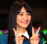 織田奈那=欅坂46デビューシングル「サイレントマジョリティー」発売記念全国握手会 (C)ORICON NewS inc.
