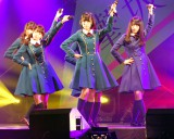 M5「乗り遅れたバス」=欅坂46デビューシングル「サイレントマジョリティー」発売記念全国握手会 (C)ORICON NewS inc.