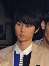 メジャーデビュー2周年を迎えた8人組男性音楽グループ・SOLIDEMOのメンバー・中山優貴 (C)ORICON NewS inc.