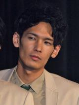 メジャーデビュー2周年を迎えた8人組男性音楽グループ・SOLIDEMOのメンバー・木全寛幸 (C)ORICON NewS inc.