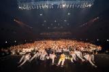 東京・お台場のZEPP DiverCityでデビュー2周年記念ライブ『SOLIDEMO 2nd ANNIVERSARY LIVE 絆』を開催したSOLIDEMO