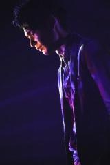 メジャーデビュー2周年を迎えた8人組男性音楽グループ・SOLIDEMOのメンバー・木全寛幸