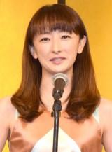 『第41回 菊田一夫演劇賞』の演劇大賞を受賞した花總まり (C)ORICON NewS inc.
