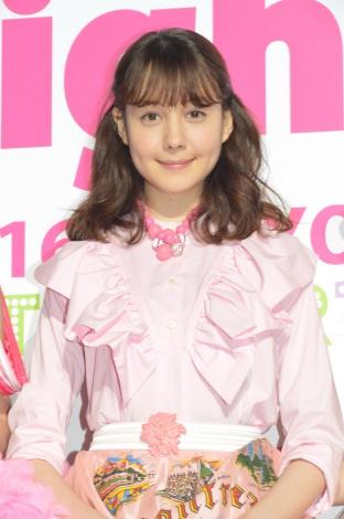 トリンドル玲奈=『ViVi Night 2016 TOKYO 〜EASTER PARTY〜』 囲み取材 (C)ORICON NewS inc.