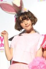 玉城ティナ=『ViVi Night 2016 TOKYO 〜EASTER PARTY〜』 囲み取材(C)ORICON NewS inc.