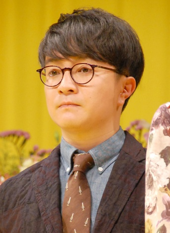 濱田岳=映画『世界から猫が消えたなら』完成披露舞台あいさつ(C)ORICON NewS inc.