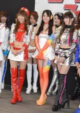 『Motor Fan's YEAR 2016』記者会見の模様 (C)ORICON NewS inc.