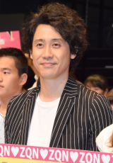 映画『アイアムアヒーロー』R(リアル)15限定試写会に出席した大泉洋 (C)ORICON NewS inc.
