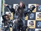 アルバム『LAST MOON』リリース記念ゲリラライブを開催したGACKT (C)ORICON NewS inc.