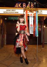 来年1月に第2弾ソロコンサートが決定した岩佐美咲
