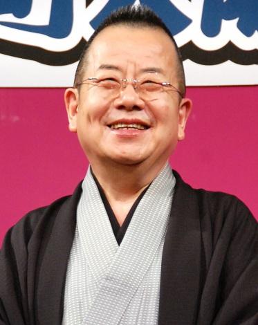 神保町花月でトークイベントを行った落語家・桂文珍 (C)ORICON NewS inc.
