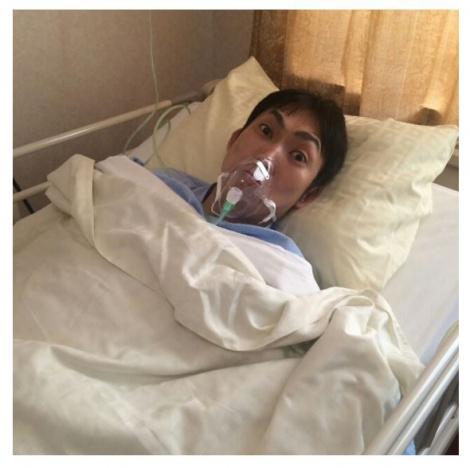 ノンスタ石田、腕の手術成功 笑い交え妻が報告「本人はとても