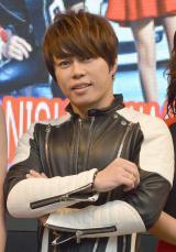 震災に配慮したライブ演出について真意を語った西川貴教 (C)ORICON NewS inc.
