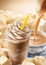 『ショコリキサー ホワイトチョコレート ロイヤルミルクティー』(税込価格:600円)