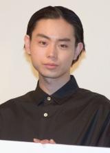 菅田将暉=映画『ディストラクション・ベイビーズ』完成披露舞台あいさつ (C)ORICON NewS inc.