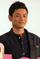 映画『アイアムアヒーロー』初日舞台あいさつに登壇した吉沢悠 (C)ORICON NewS inc.