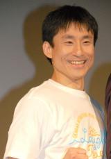 映画『Bros.マックスマン』の舞台あいさつに出席したなだぎ武 (C)ORICON NewS inc.