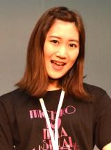 制作発表会見に出席した元アイドリング!!!31号の古橋舞悠 (C)ORICON NewS inc.