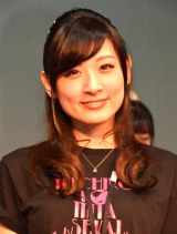 制作発表会見に出席した元SDN48のAKANE(福田朱子) (C)ORICON NewS inc.