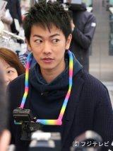 4月27日放送、フジテレビ系『おじゃMAP!!』で佐藤健が初のガチロケに挑戦