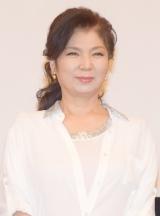 『全日本こころの歌謡選手権大会』記者会見に出席した八代亜紀 (C)ORICON NewS inc.