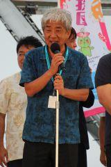 映画祭実行委員長の吉本興業・大崎洋社長